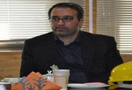 عضو هیأت علمی دانشگاه آزاد اسلامی و رئیس سازمان نظام مهندسی شخصیت برتر علمی سیستان و بلوچستان شد