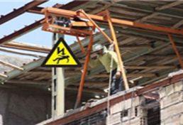 سازمان نظام مهندسی یزد: نکات ایمنی در بیشتر کارگاههای ساختمانی استان رعایت نمیشود
