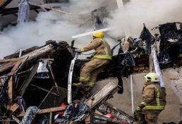 سهم قوانین و مقررات ملی ساختمان در کاهش خسارات / زنگ خطری بهنام حادثه پلاسکو
