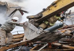 سازه فلزی و تغییر ساختار فولادی ساختمان در پی آتشسوزی علت حادثه پلاسکو