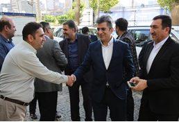 ریاست شورای مرکزی سازمان نظام مهندسی کشور در ارومیه