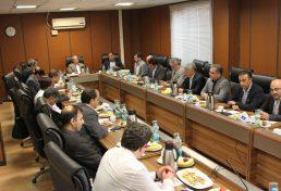 گزارش بازدید مدیرکل دفتر تشکلهای مهندسی وزارت راه و شهرسازی از سازمان نظام مهندسی ساختمان استان البرز