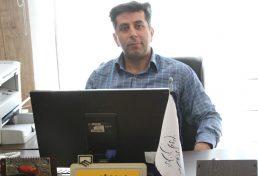 گفتگو با مدیران سازمان؛ مهندس شاپوری مدیر واحد رفاهی سازمان نظام مهندسی ساختمان استان البرز