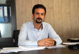مصاحبه با مدیران سازمان نظام مهندسی ساختمان استان مهندس افشار مدیر خدمات فنی آزمایشگاهی