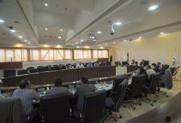 نود و یکمین نشست هیأت مدیره سازمان نظام مهندسی ساختمان استان مازندران برگزار گردید