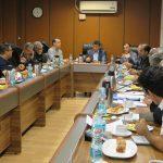 هشتاد و سومین جلسه رسمی هیات مدیره دوره سوم سازمان نظام مهندسی ساختمان استان البرز