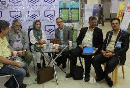 حضور موفق نشریه سازمان در بیست و سومین نمایشگاه مطبوعات