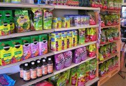 نظام مند شدن فروشگاه های آفت کش نباتی