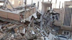 در حال ارزیابی کیفیت ساخت واحدهای تخریب شده در زلزله