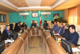 گزارش برگزاری دومین نشست کارگروه دو کمیسیون انرژی و محیط زیست