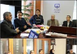 برگزاری دومین نشست کارگروه بهینه سازی مصرف انرژی شورای مرکزی