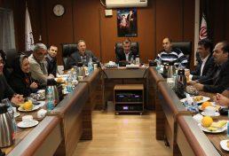 نود و یکمین جلسه رسمی هیات مدیره دوره سوم سازمان