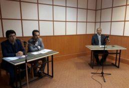 حضور ریاست سازمان نظام مهندسی ساختمان اردبیل دربرنامه رادیویی امان