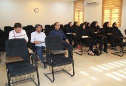 برگزاری سومین دوره باز آموزی پرسنل دفاتر نمایندگی شهرستان در سازمان