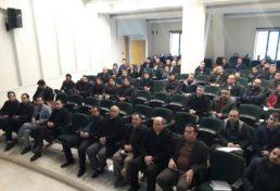 برگزاری همایش فني و گزارش بازديد از منطقه زلزله زده سرپل ذهاب
