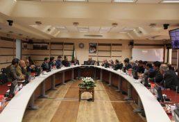 نشست مشترک شرکت گاز و سازمان نظام مهندسی ساختمان استان اصفهان