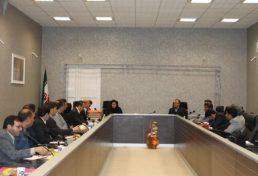تشکیل نشست کمیته نظارت مضاعف سازمان نظام مهندسی ساختمان استان