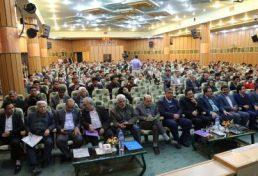 گردهمایی تخصصی مهندسین ساختمان بمناسبت روز ملی ایمنی در مقابل زلزله