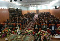 برگزاری گردهمایی زلزله با حضور چهارصد نفر در زاهدان و زابل