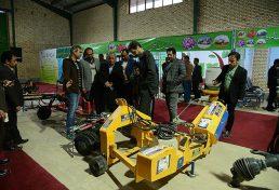 گشایش نمایشگاه تخصصی ماشینها و ادوات کشاورزی در بشرویه