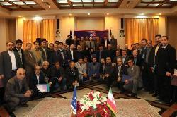 برگزاری هجدهمین نشست ادواری دفاتر نمایندگی شهرستانهای سازمان