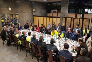 اعلام نظر مهندسان در خصوص ادامه فعالیت ساختمان وزارت نیرو