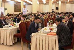 مراسم بزرگداشت مهندسین در علی آباد کتول