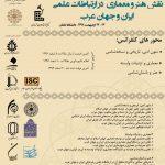 کنفرانس بین المللی نقش هنر و معماری در ارتباطات علمی ایران