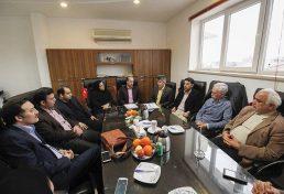تقدیر هیأت رئیسه سازمان نظام مهندسی ساختمان استان مازندران از کمیته آموزش سازمان