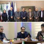 جلسه شوراي راهبردي دفتر منطقه اي شمال شرق مركز تحقيقات راه
