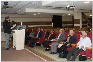 برگزاری گردهمایی آموزشی مبحث چهارده مقررات ملی ساختمان