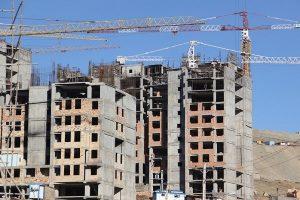 احصا و بازرسی از سازه های موقت شهر یاسوج