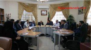 برگزاری سومین نشست رسمی کمیسیون عمران و سرمایه گذاری شورای اسلامی