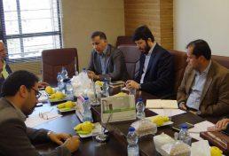 برگزاری جلسه تخصصی و 3 جانبه سازمان نظام مهندسی ساختمان استان