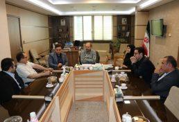 برگزاری نشست کمیته بهداشت، ایمنی و محیط زیست سازمان