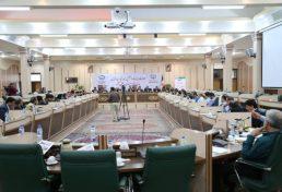 برگزاری جلسه دویست و بیست و هفتم شورای مرکزی در یزد