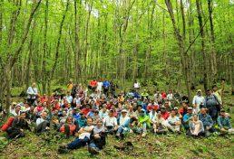 گزارش برگزاری برنامه جنگلنوردی ارسباران درمنطقه آستامال، کرینگان، ارس