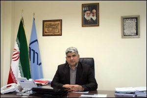 مهندس مجتبی زاده، رئیس سازمان نظام مهندسی استان زنجان