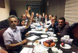 برگزاری انتخابات هیات رئیسه جدید سازمان نظام مهندسی کشاورزی استان