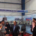 حضور سازمان نظام مهندسی ساختمان استان خراسان شمالی در نمایشگاه