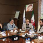 برگزاری جلسه رییس سازمان و مدیرکل میراث فرهنگی، استان