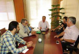 سومین نشست کمیته بازرسی ادواری از شرکتهای آزمایشگاهی