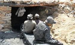 ناایمن بودن اتاقک محل استراحت کارگران معدن کرمان
