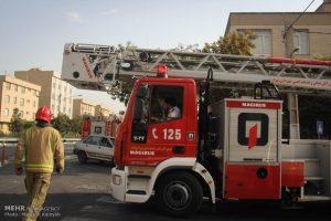 برگزاری آزمون ایمنی و آتش نشانی برای مهندسین در پنج رشته مختلف