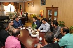 برگزاری جلسه هیأت رییسه سازمان نظام مهندسی ساختمان استان قزوین