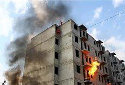 خلخال امکانات پیشرفته خاموش کردن آتش ندارد
