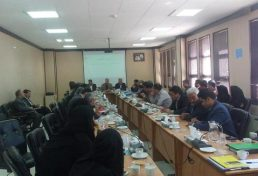برگزاری جلسه تخصصی کمیته راهبردی شهرداريها با مجريان طرحهاي راهبردي