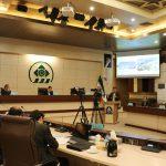 ارائه گزارش بازدید از مناطق زلزله زده کرمانشاه در صحن علنی شورای شهر