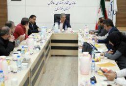 تشکیل نشست انجمن مهندسین برق و الکترونیک ایران شاخه خوزستان