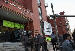 کسب رتبه اول در انتخابات نظام مهندسی ساختمان استان اردبیل